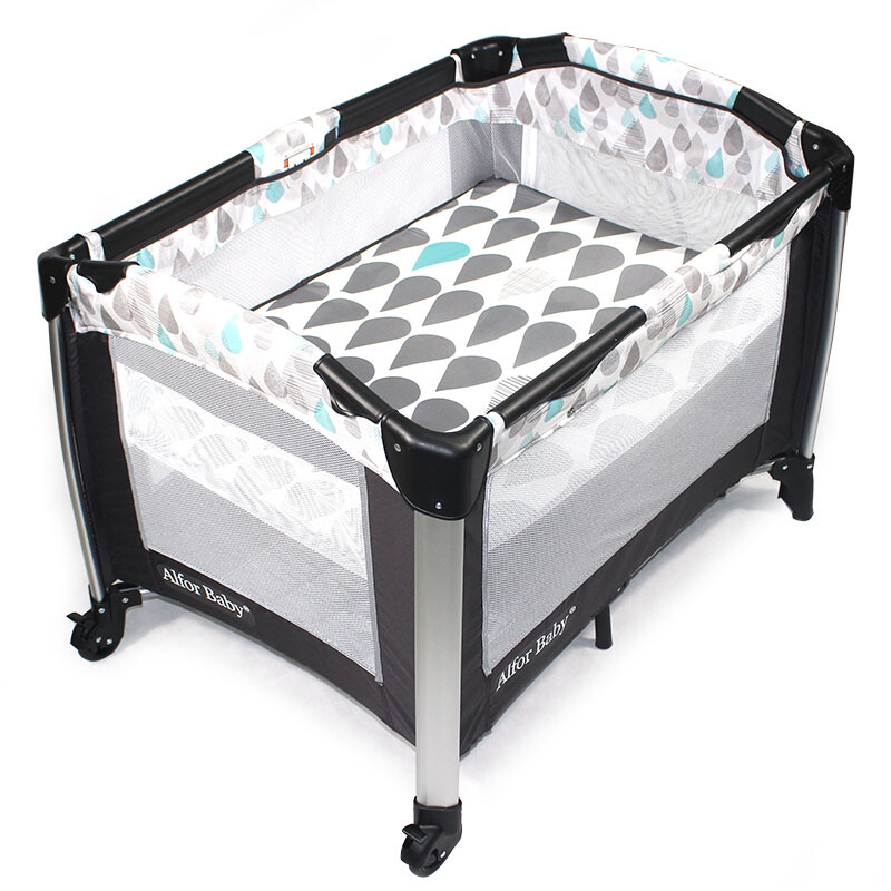 playard play baby on deal bassinet costway crib cribs shop amazing foldable n green pack
