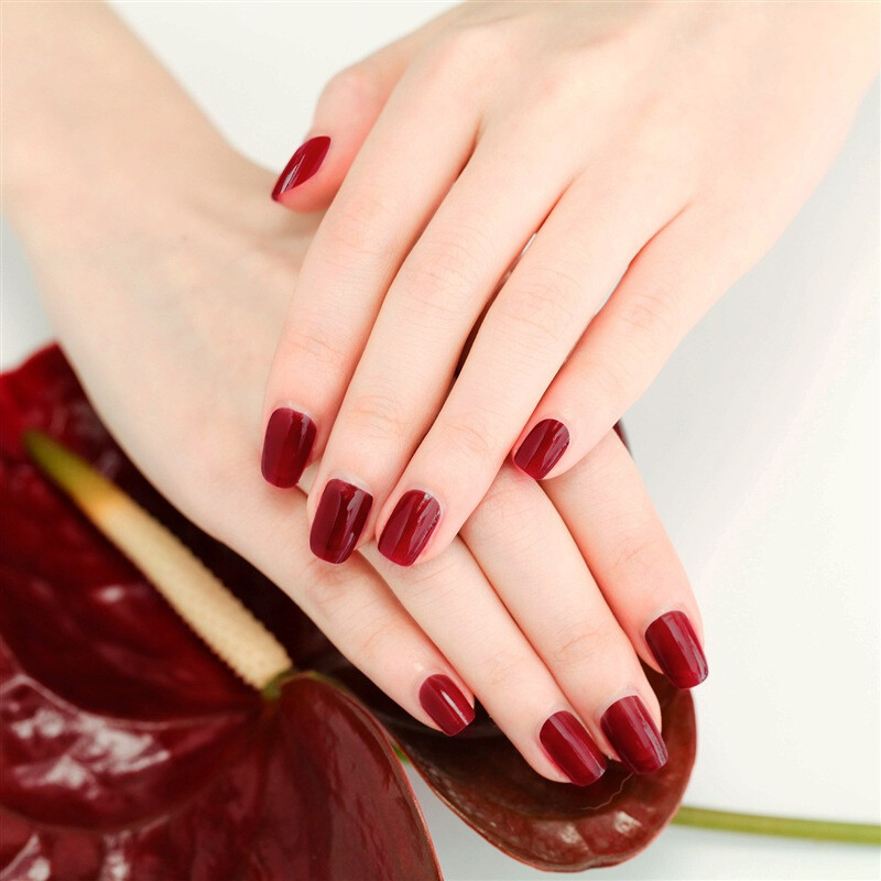 Waterborne Nail Polish Raspberry Berry CMB04 (French ingredients ...