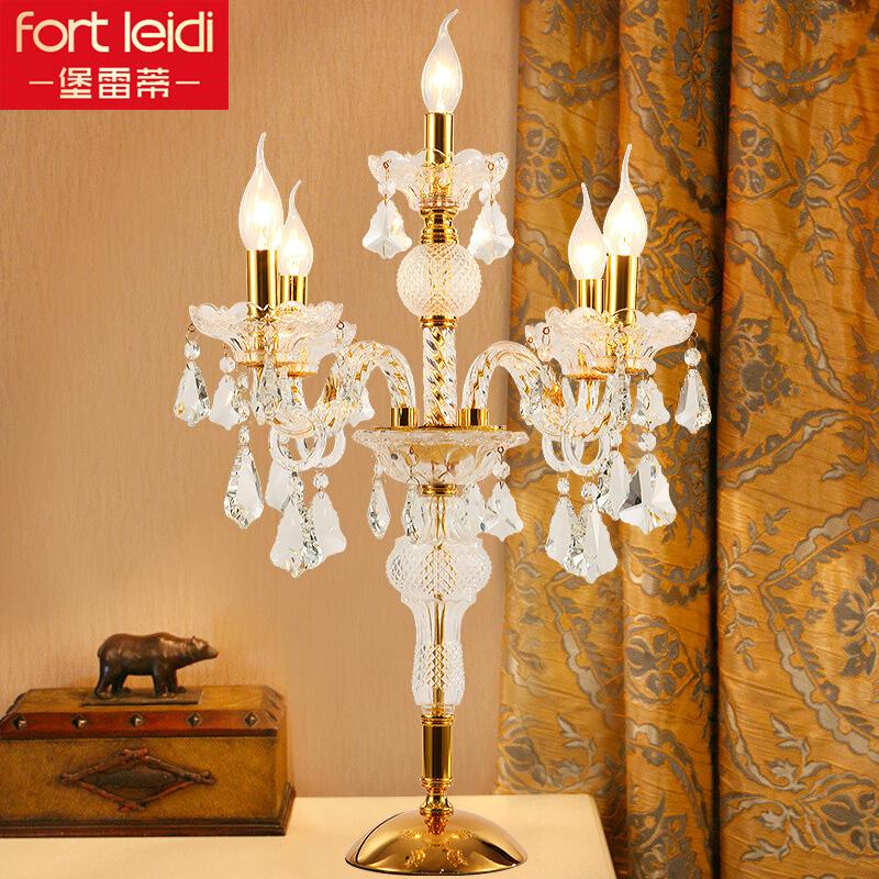 Fort Reti European Style Living Room Decoration Table Lamp