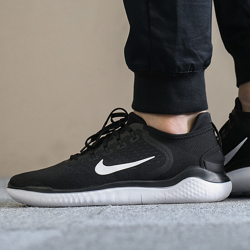 b982c48fd684c Nike men s shoes cushioning breathable sports casual running shoes NIKE  FREE RN 2018 942836-001 42.5 9