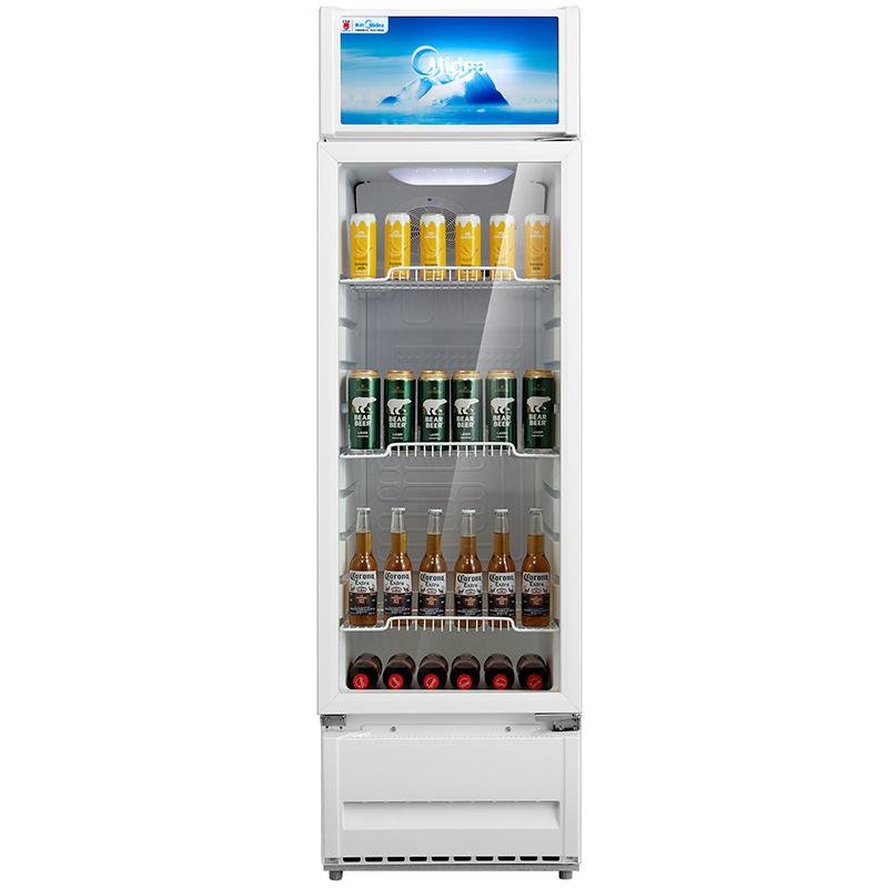 Midea Midea Refrigerator 230 Liters Large Volume Vertical Freezer