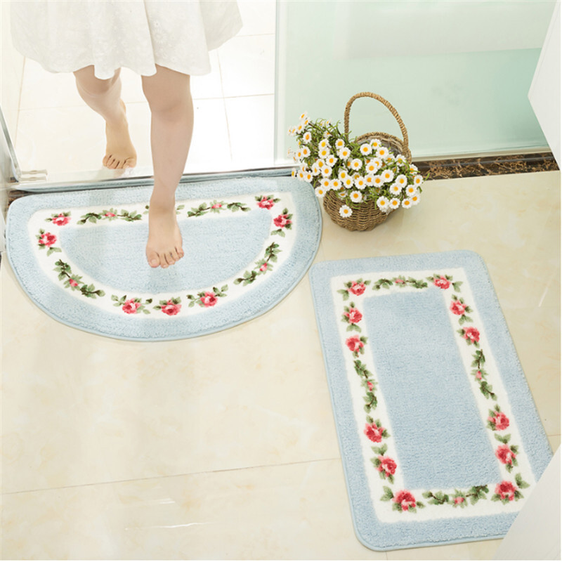 The United States and the United States love bathroom mat door stepping pad door bathroom living ...  sc 1 st  OpenChinaCart & The United States and the United States love bathroom mat door ...