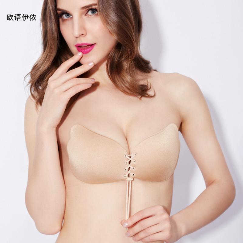 European Iyi Silicone Breastplate Lala Goddess Invisible Underwear ...