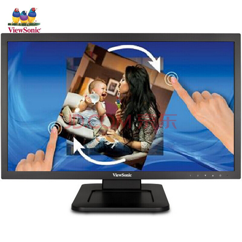 ViewSonic TD2220 Touch Display Monitor Windows Vista 64-BIT