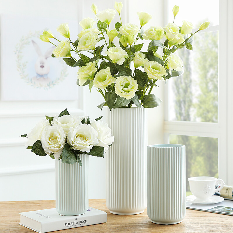 Yonago Home Garden Ceramic Vase Floral Living Room Home Decoration