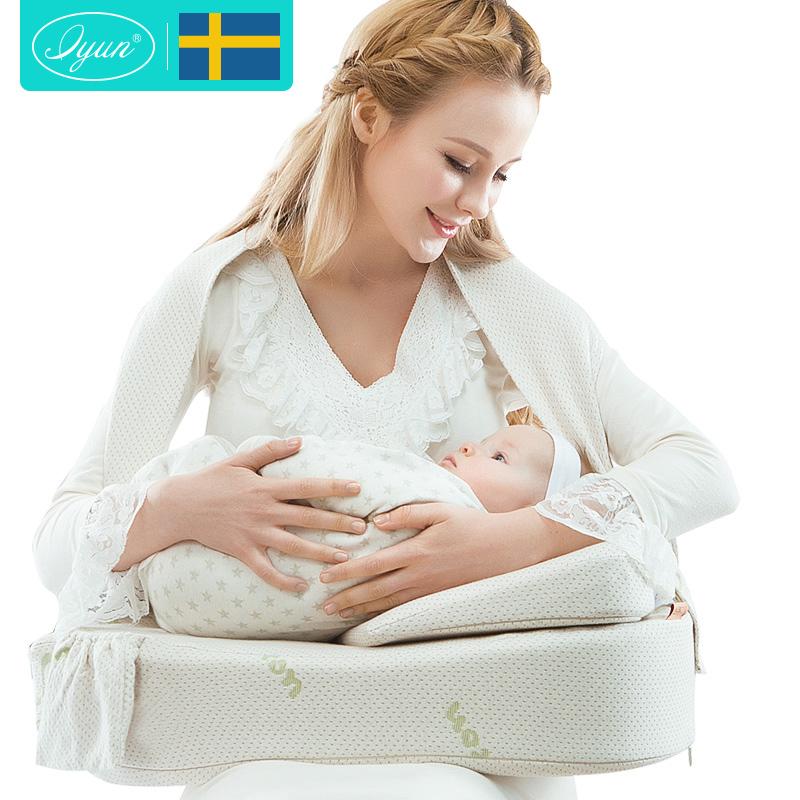nursing pad athens pillow infant pregnancy rebound breastfeeding slow multifunctional love waist artifact baby supermall