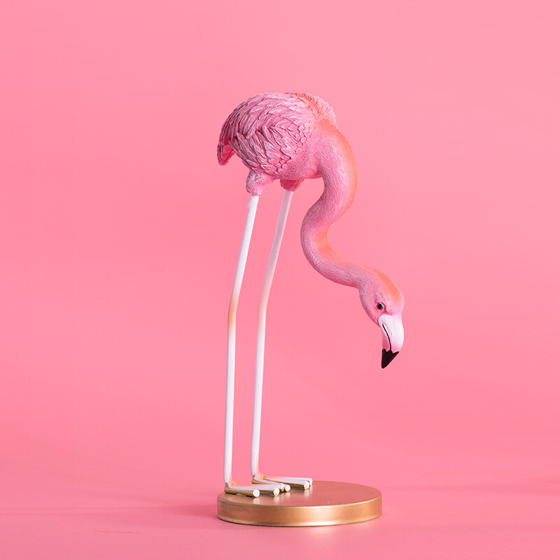 like Cloud like decorative ornaments Nordic Flamingo soft ornaments ...