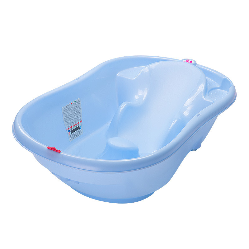OKBABY Italy imported baby bathtub newborn can lie baby tub baby ...