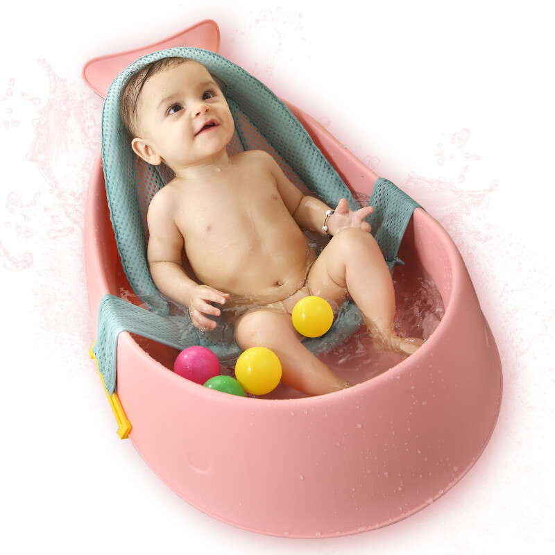 Ya ya (YAQIN) baby tub small newborn supplies large child bath ...