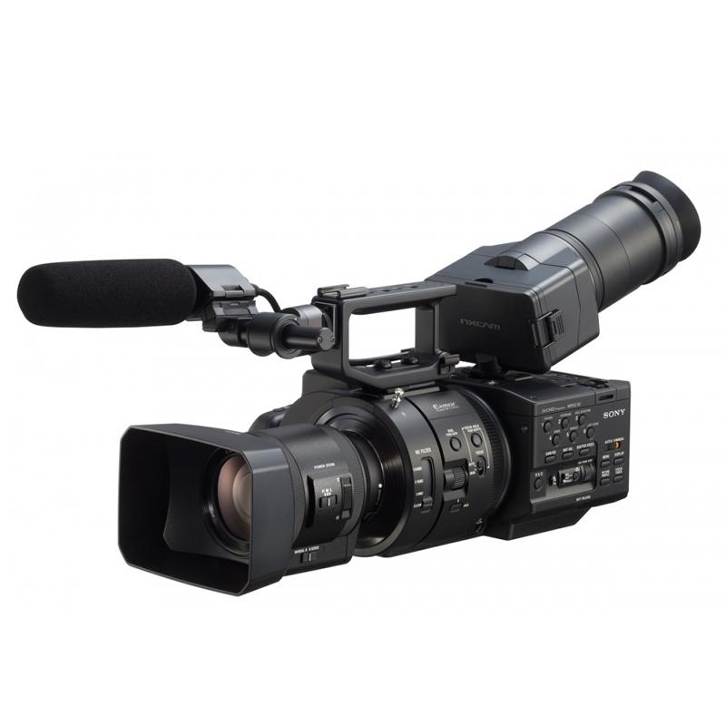 Sony (SONY) NEX-FS700RH 35mm full frame camcorder black