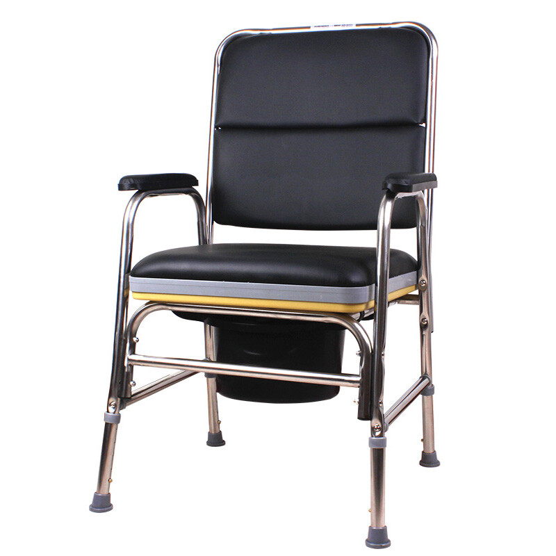 Ai Yijia Stainless steel toilet seat toilet chair elderly pregnant ...
