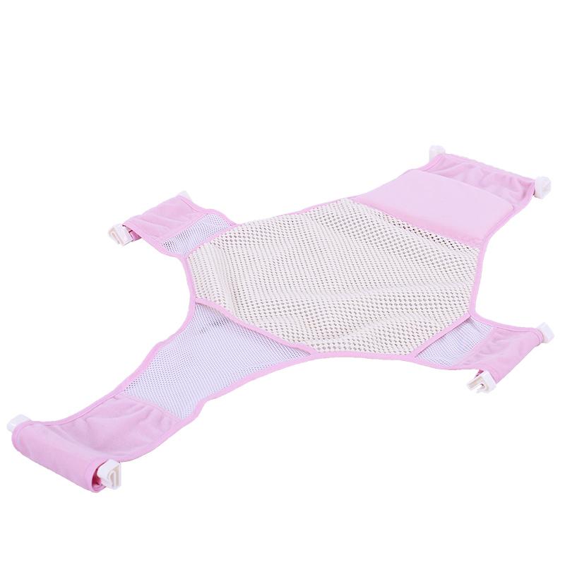 Colorful baby (QCBABY) baby shower net bath net non-slip bath net ...