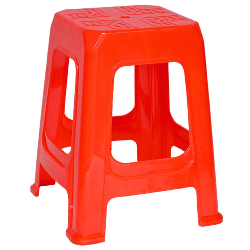 L/S stool plastic stool thickening home leisure chair leisure stool ...