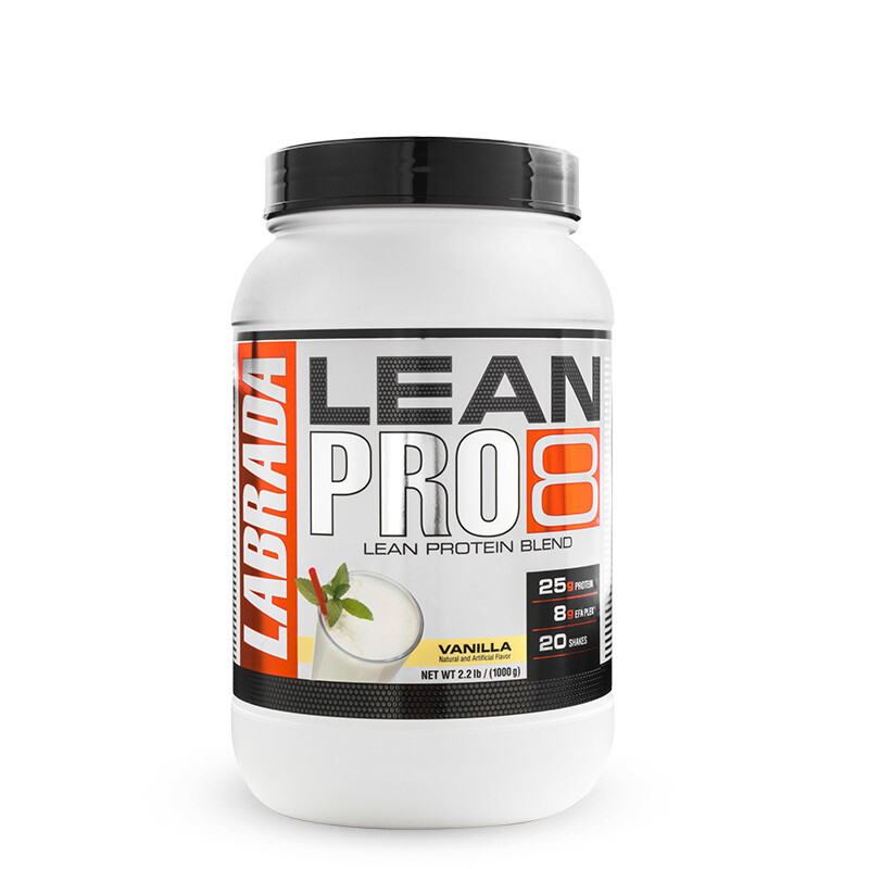 labrada lean pro8 protein powder muscle powder nutrition fitness powder protein nutrition powder weight gain muscle