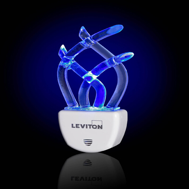 American Leviton Light Night Light Hollywood Series Time Melody