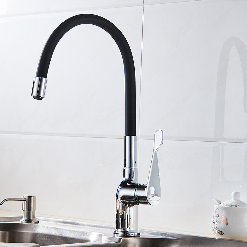 ballee) 211-06 Variety Shaped Kitchen Faucet Memory Folding ...
