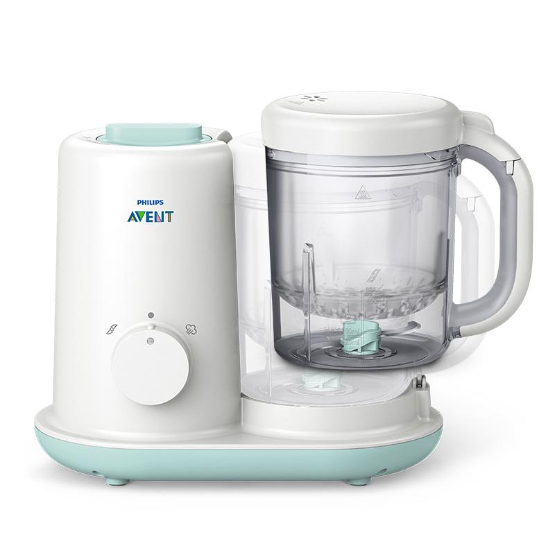 Philips Avent Baby Stuffing Machine Food Machine Heated Cooking Home  Cooking Machine Juicer Blender Grinding Blenders Food Stoves SCF862