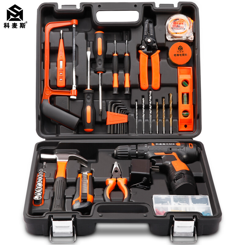 Comax hand electric drill power tool set family combination ...