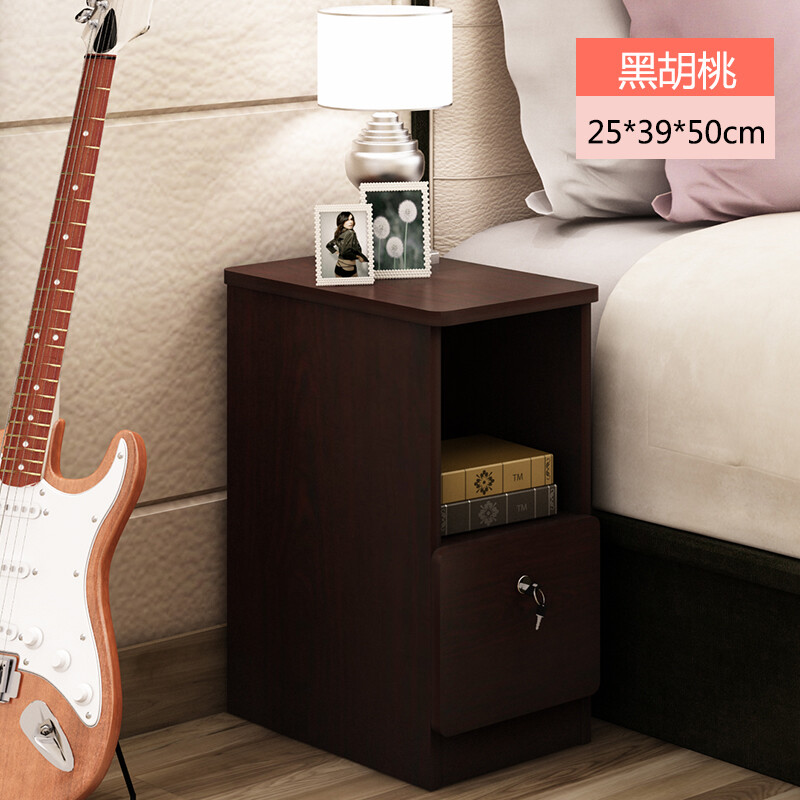 Cool shark bedside table mini file cabinet rounded storage cabinet cool shark bedside table mini file cabinet rounded storage cabinet with lock bedside cabinet bedroom storage black willow wood 25cm single drawer assembly watchthetrailerfo