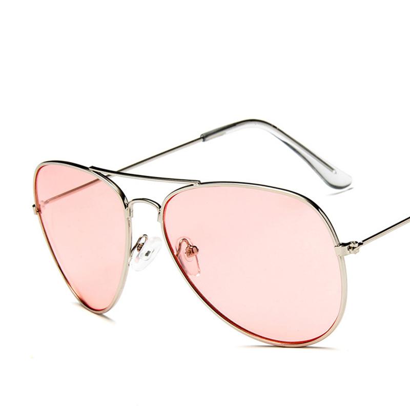 Sunglasses Men and women round sunglasses metal frame round glasses ...