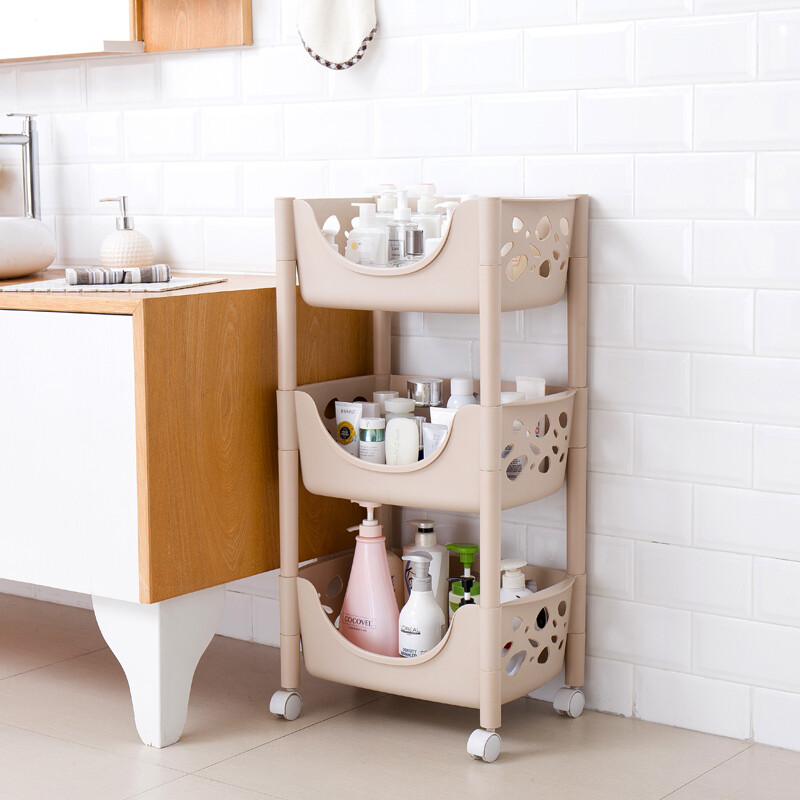 Shang Jie Bathroom shelf bathroom storage rack multifunctional ...
