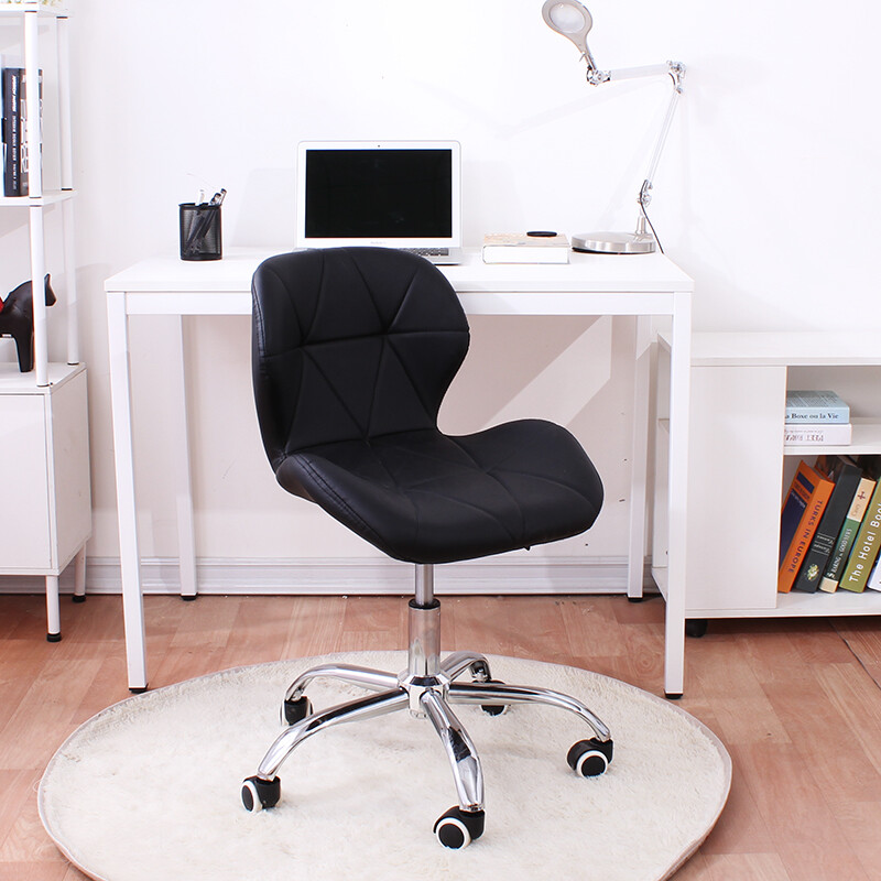 Computer Chair Home Staff Office Simple Rotary Lift Leather Dormitory Student Seat Study Desk Host
