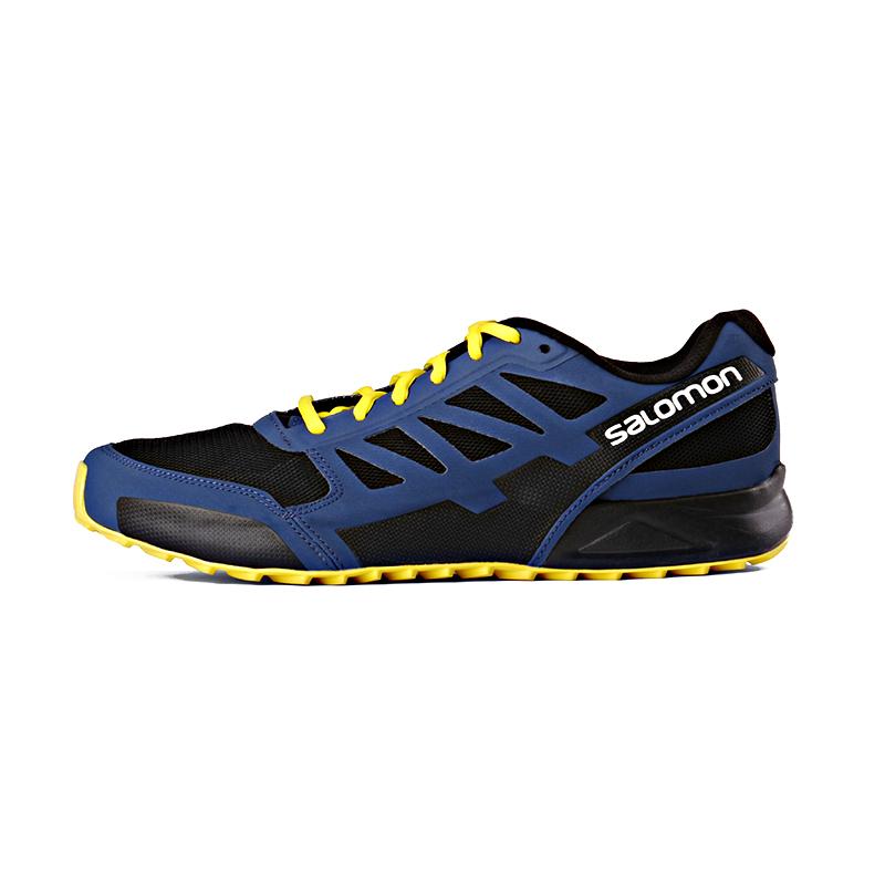 prix le plus bas d301a 5ec3c SALOMON SALOMOND CITY CROSS AERO City Casual Shoes Men 379826 Black UK842