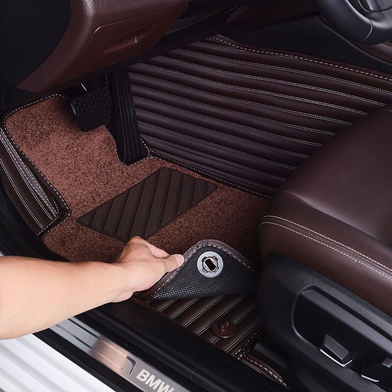 仟禧羊 Car Mats Surrounded By Audi A6l Mercedes Benz E Class E300ls