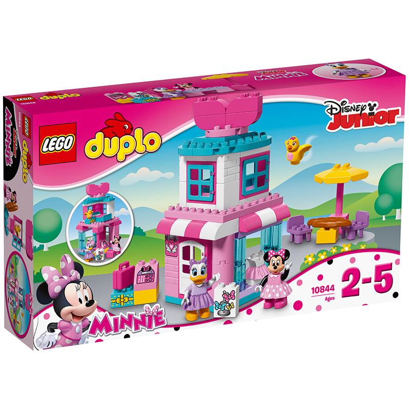 Lego Lego Building Blocks Duplo Duplo Minnies Bow Boutique 2 5