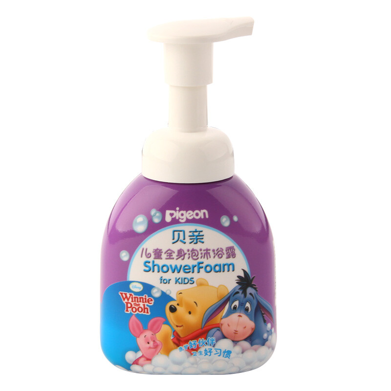 Pigeon Children\'s Shower Gel Newborn Child Bath Liquid Baby Bath ...