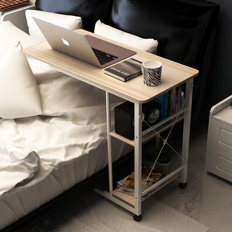 佰泽 Bedside Computer Desk Lazy Notebook Table Dining D 09b