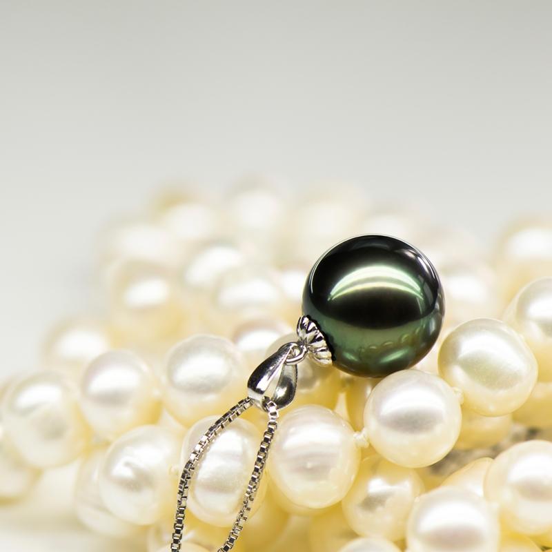 dream round black pearl pendant imitation tahitian black pearl dream round black pearl pendant imitation tahitian black pearl necklace seawater pearl necklace send aloadofball Choice Image
