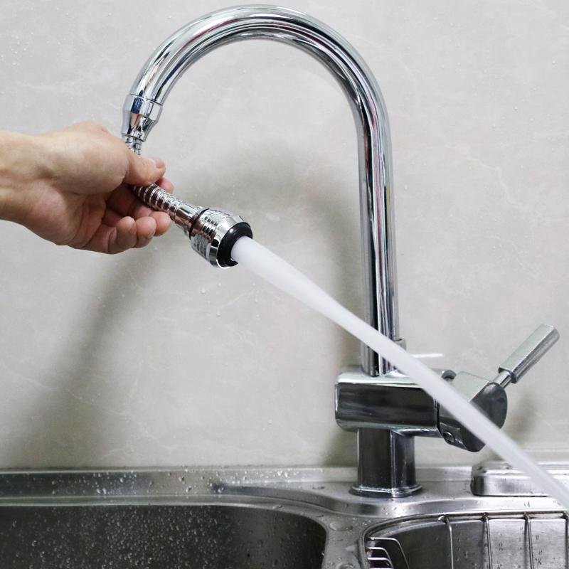 Philip enjoy tap faucet extension head faucet mouth kitchen shower ...