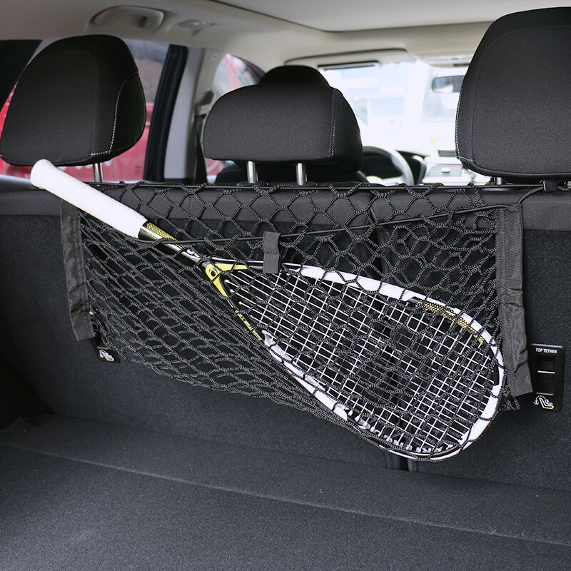 Off-road soldier car trunk double-layer net bag storage net bag storage bag car storage ... & Off-road soldier car trunk double-layer net bag storage net bag ...