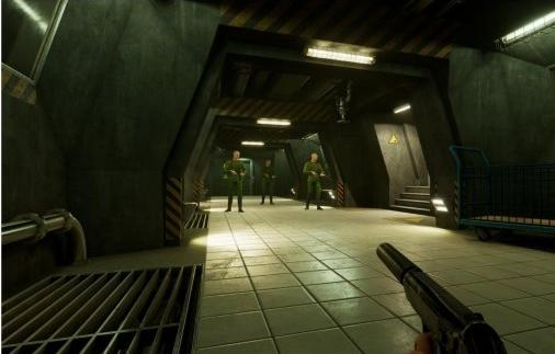画质飞跃!虚幻引擎4重制007黄金眼新截图公布