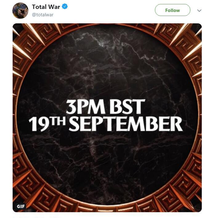 全面战争新作特洛伊今晚正式揭晓 神怪世界中的大战!