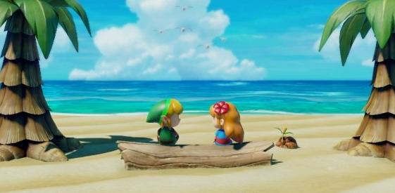 无法离开的美丽岛屿 塞尔达传说梦见岛最新剧情预告