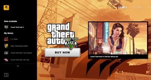 GTA5官方R星推出自家PC平台!圣安地列斯限时免费领!