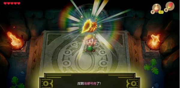 塞尔达传说织梦岛壶洞窟图文攻略