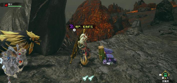 怪物猎人崛起第三潜水艇怎么得