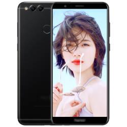 华为(HUAWEI) 荣耀 畅玩7X 全网通4G智能手机 幻夜黑 4G+128G