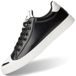 【爆街神器 限时秒杀】品牌直营 大牌工艺 专柜品质 ins超火的鞋子 男士休闲时尚板鞋 黑色 41