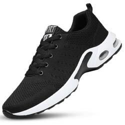 【夏日定制 3D透气】专柜品质 透气休闲鞋 运动户外跑鞋 低帮男鞋健步鞋 黑色 41