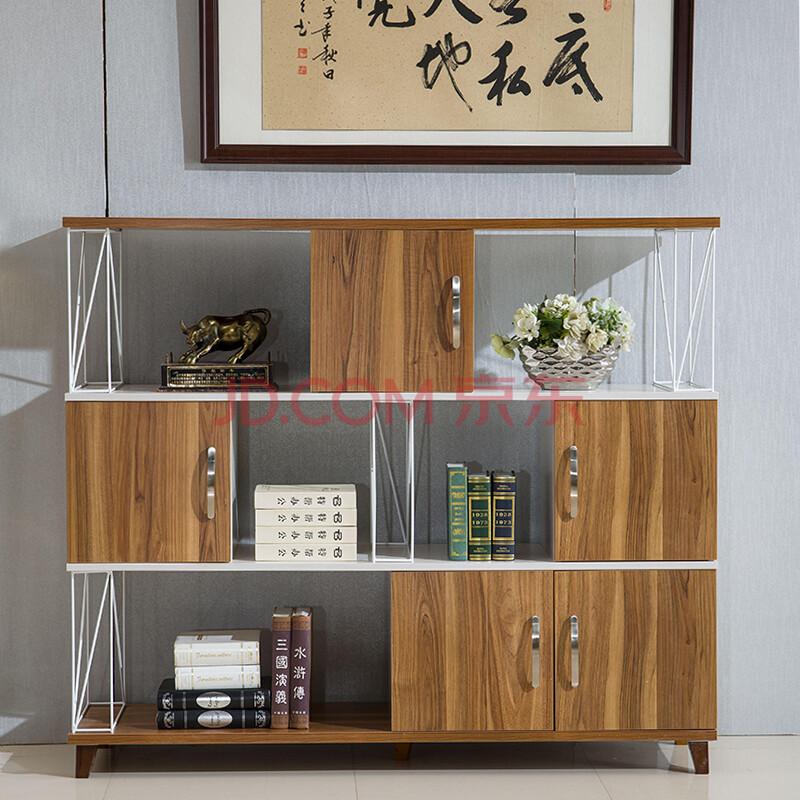 優銳辦公家具創意辦公室文件柜資料檔案書柜北歐落地矮儲物柜上海廣州