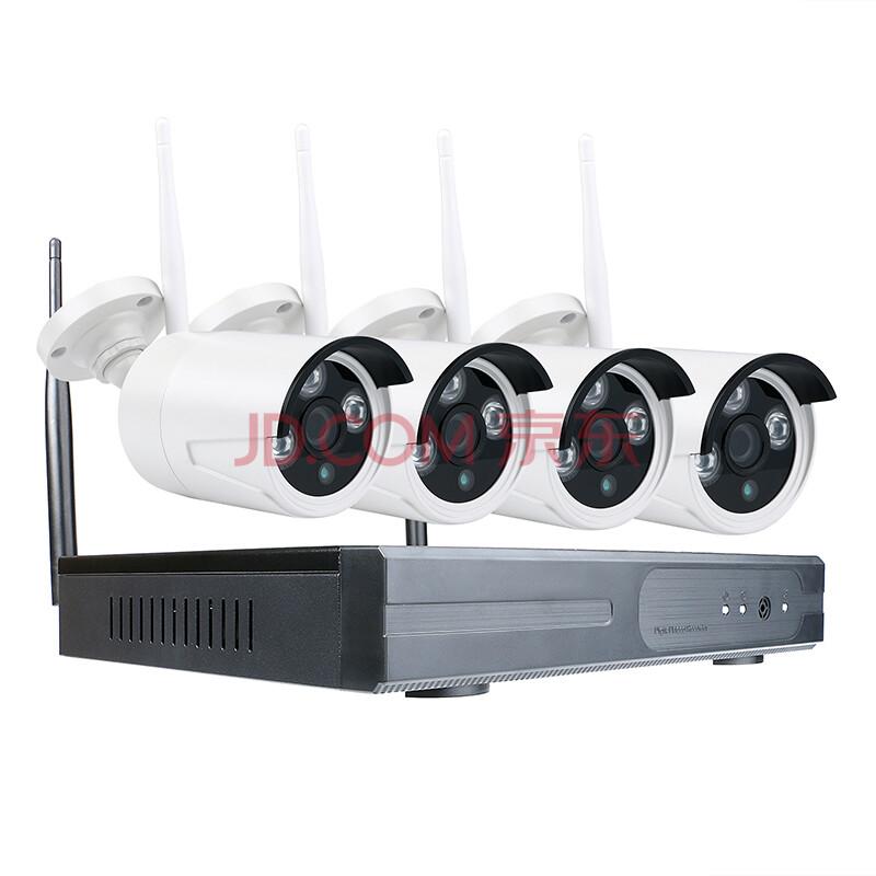 高清家用室内外监控器设备