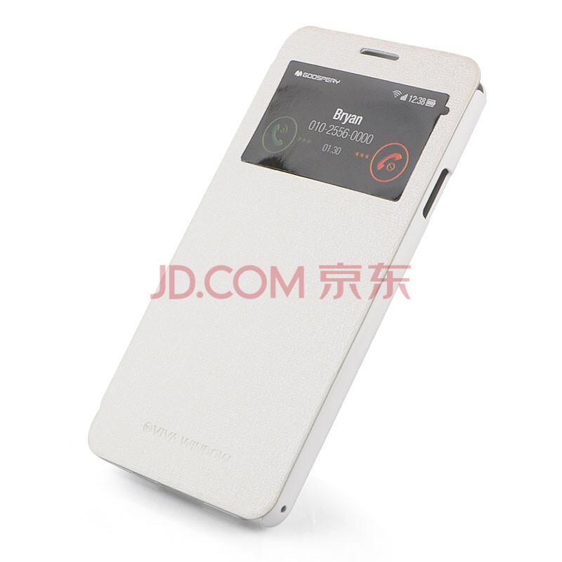 �y���l#�+N��^��w��Ӗ��_高士柏手机套保护壳皮套适用于三星note3/n9008v/s/w/n9005/n9009d 白