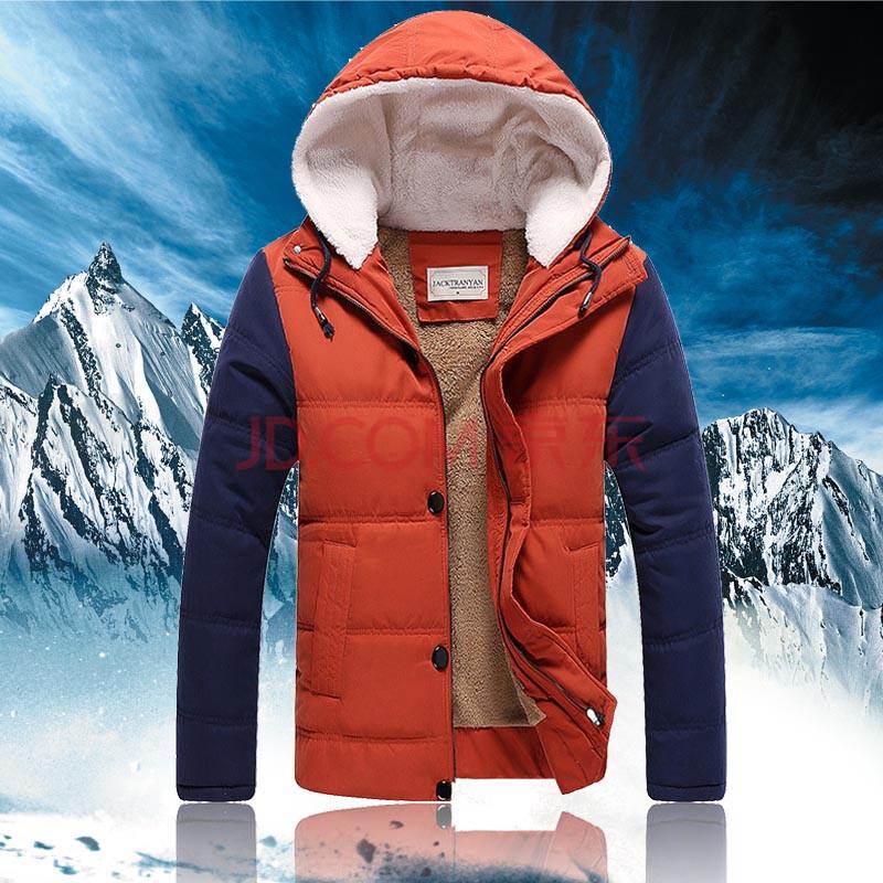 gurunvani冬季新品情侶裝男女棉衣外套大碼男裝棉襖男士加絨棉衣連帽圖片