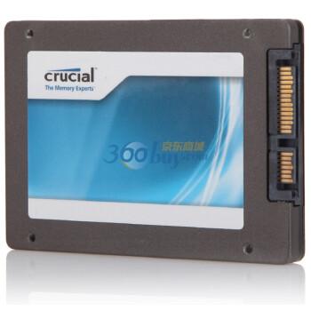镁光 Crucial M4 SSD 固态硬盘 512GB