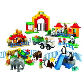 LEGO 乐高 学前系列 6157 大型动物园