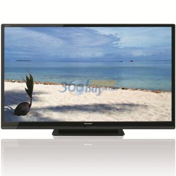 再特价:SHARP 夏普 LCD-60LX531A 60英寸全高清LED液晶电视